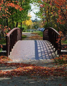 View our Parks and Trails page